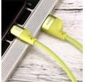 KABEL USB REMAX RC-108i LIGHTNING 1m ZIELONY