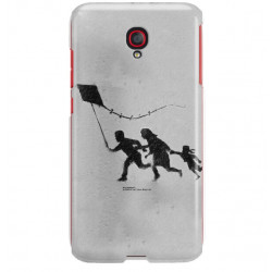 ETUI NA TELEFON ALCATEL ONE TOUCH GO PLAY 7048X BANKSY WZÓR BK170