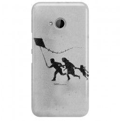ETUI NA TELEFON HTC U11 LIFE BANKSY WZÓR BK168