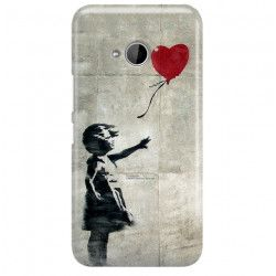 ETUI NA TELEFON HTC U11 LIFE BANKSY WZÓR BK179