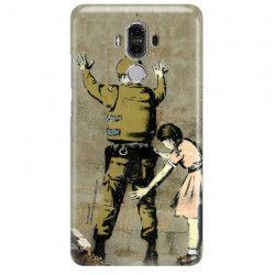 ETUI NA TELEFON HUAWEI MATE 9 MHA-L09 BANKSY WZÓR BK135