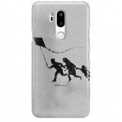 ETUI NA TELEFON LG G7 LMG710 BANKSY WZÓR BK168