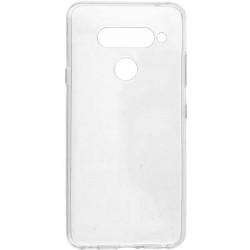 CLEAR 0.3mm ETUI NA TELEFON LG V40 TRANSPARENTNY