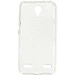 CLEAR 0.5mm ETUI NA TELEFON ZTE BLADE A520 TRANSPARENTNY