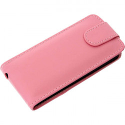ETUI KABURA SLIGO IPHONE 5 RÓŻOWY