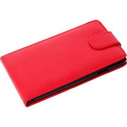 KABURA SLIGO ETUI NA TELEFON SAMSUNG GALAXY NOTE 3 N900 CZERWONY