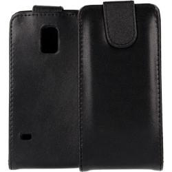 KABURA SLIGO ETUI NA TELEFON SAMSUNG GALAXY S5 MINI G800 CZARNY