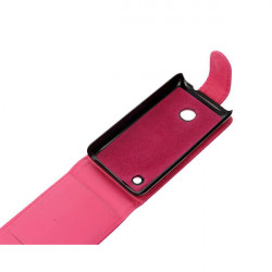 KABURA SLIGO ETUI NA TELEFON MICROSOFT 530 RM-1017 RÓŻOWY