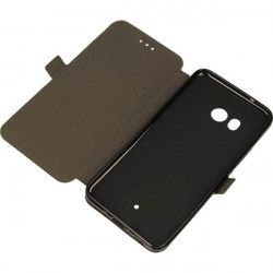 BOOK POCKET ETUI NA TELEFON HTC U11 CZARNY
