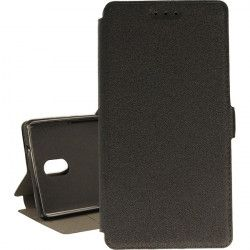 BOOK POCKET ETUI NA TELEFON NOKIA 3 TA-1020 CZARNY