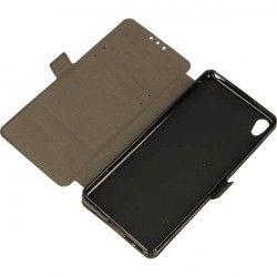 BOOK POCKET ETUI NA TELEFON SONY XPERIA XA F3111 CZARNY