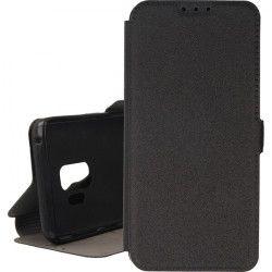 BOOK POCKET ETUI NA TELEFON SAMSUNG GALAXY S9 G960 CZARNY