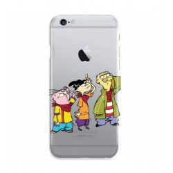 iPHONE 6 6S ETUI CARTOON NETWORK ED122 CLASSIC Ed, Edd i Eddy