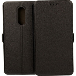 ETUI BOOK POCKET LENOVO K6 NOTE CZARNY