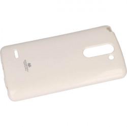JELLY MERCURY ETUI NA TELEFON LG G3 STYLUS BIALY