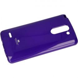 JELLY MERCURY ETUI NA TELEFON LG G3 STYLUS H693 FIOLETOWY