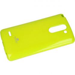 JELLY MERCURY ETUI NA TELEFON LG G3 STYLUS H693 ZIELONY