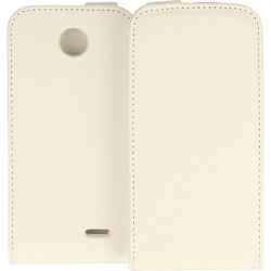 KABURA FLEXI HTC 310 BIAŁY