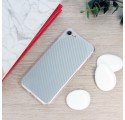 CLEAR + CARBON x4 ETUI NA TELEFON LENOVO A850