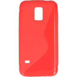 ETUI S-LINE ETUI NA TELEFON SAMSUNG GALAXY S5 MINI G800 CZERWONY