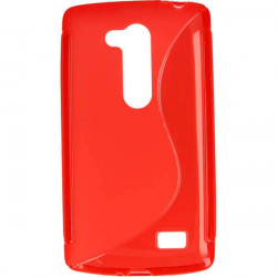 ETUI S-LINE ETUI NA TELEFON LG L FINO D290 CZERWONY