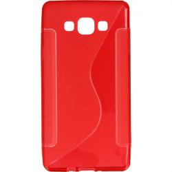 ETUI S-LINE ETUI NA TELEFON SAMSUNG GALAXY A7 A700 CZERWONY