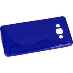 ETUI S-LINE ETUI NA TELEFON SAMSUNG GALAXY A7 A700 NIEBIESKI
