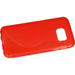 ETUI S-LINE ETUI NA TELEFON SAMSUNG GALAXY S6 G920 CZERWONY
