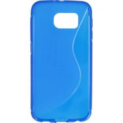 ETUI S-LINE ETUI NA TELEFON SAMSUNG GALAXY S6 G920 NIEBIESKI