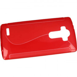 ETUI S-LINE ETUI NA TELEFON LG G4 H815 CZERWONY