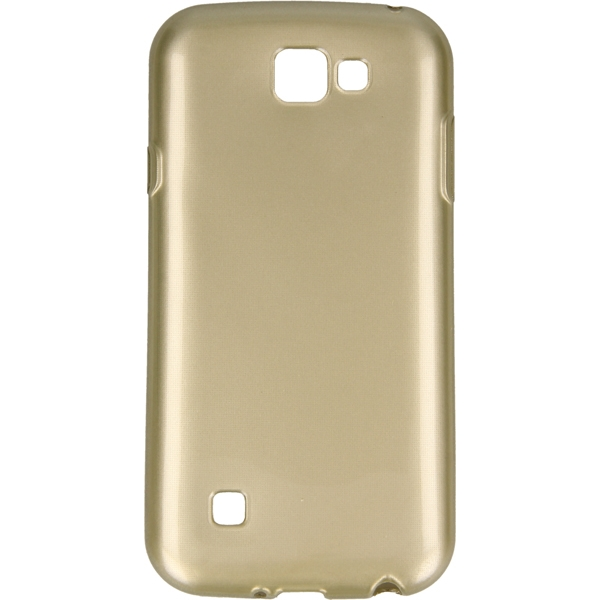 ETUI ULTRA CHROME ETUI NA TELEFON LG K3 LS450 ZŁOTY