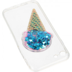 ETUI LIQUID ICE CREAM IPHONE 7 4.7'' 8 4.7'' NIEBIESKI