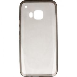 ETUI CLEAR HTC ONE M9 CZARNY