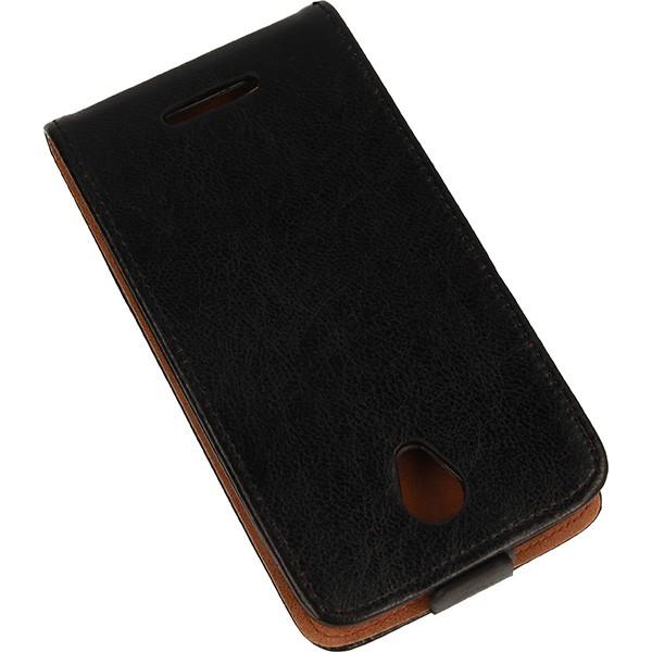 KABURA FLEXI NA TELEFON LENOVO A5000 CZARNY