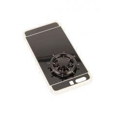 MIRROR SPINNER ETUI NA TELEFON HUAWEI P10 VTR-L09 SZARY