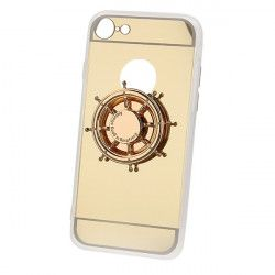 MIRROR SPINNER ETUI NA TELEFON IPHONE 7 4.7'' 8 4.7'' A1778/A1905 ZŁOTY