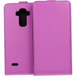 KABURA FLEXI NA TELEFON LG G4 STYLUS FIOLETOWY