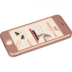 COBY FULL BODY ETUI NA TELEFON IPHONE 5G A1428 RÓŻOWY