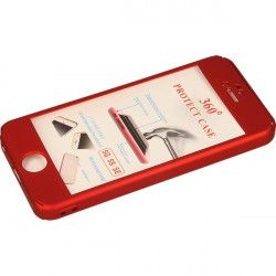 COBY FULL BODY ETUI NA TELEFON IPHONE 5G A1428 CZERWONY