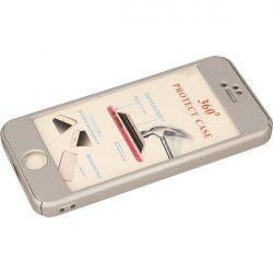 ETUI COBY FULL BODY IPHONE 5G SREBRNY