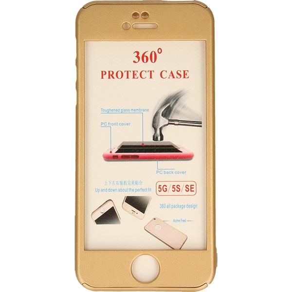 ETUI COBY FULL BODY IPHONE 5G ZŁOTY