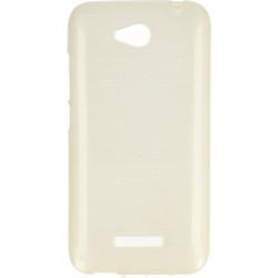 JELLY ETUI NA TELEFON HTC DESIRE 616 BIAŁY-METALLIC