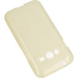 JELLY ETUI NA TELEFON SAMSUNG GALAXY ACE NXT G313 BIAŁY-METALLIC