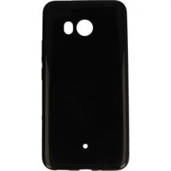 ETUI JELLY FUNNY HTC U11 CZARNY