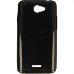 ETUI JELLY FUNNY HTC DESIRE 516 CZARNY