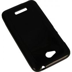 JELLY ETUI NA TELEFON HTC DESIRE 616 CZARNY