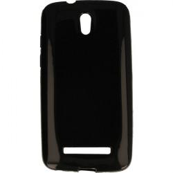 ETUI JELLY FUNNY HTC DESIRE 500 CZARNY