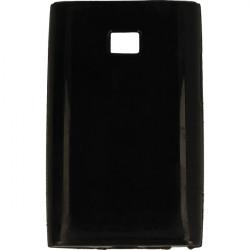 JELLY ETUI NA TELEFON LG L3 E400 OPTIMUS CZARNY