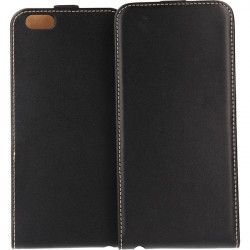 KABURA SLIGO ELEGANCE ETUI NA TELEFON IPHONE ETUI NA TELEFON IPHONE 6 PLUS 5.5'' A1522 CZARNY