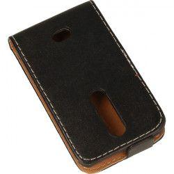 KABURA SLIGO ELEGANCE ETUI NA TELEFON NOKIA 501 RM-902 CZARNY